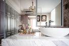 富裕型130平米公寓混搭风格卫生间图