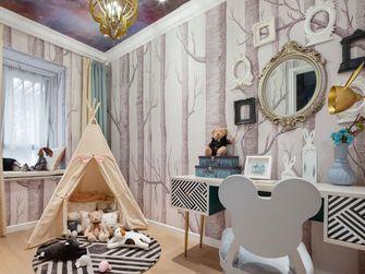 经济型70平米一居室北欧风格卧室图片
