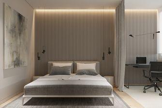 5-10万50平米一居室现代简约风格卧室欣赏图