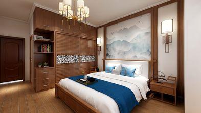 3万以下140平米四室两厅中式风格卧室装修效果图