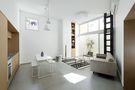 5-10万50平米小户型日式风格客厅欣赏图