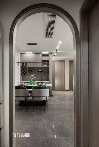 20万以上90平米三室两厅法式风格走廊装修效果图