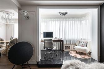 豪华型120平米三法式风格书房装修案例
