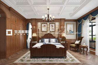 豪华型140平米别墅新古典风格卧室图片大全