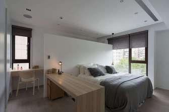 100平米三日式风格卧室欣赏图