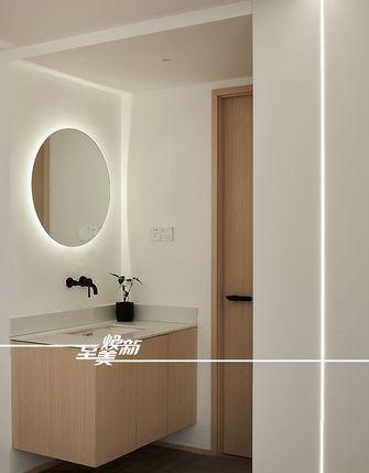 富裕型70平米日式风格卫生间设计图