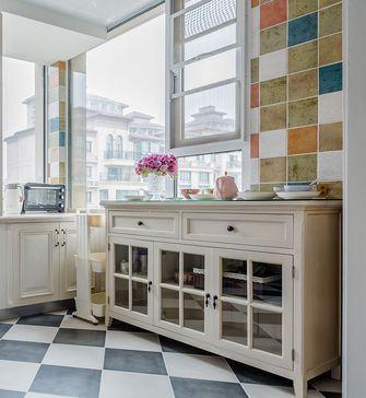 10-15万140平米四室一厅美式风格厨房图