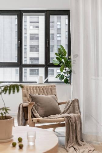 80平米三室一厅日式风格客厅装修案例