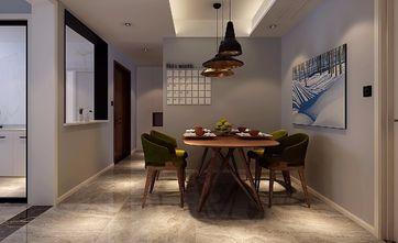 三北欧风格餐厅图片