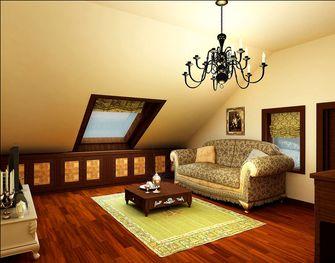 豪华型140平米复式欧式风格阁楼图片
