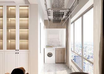 90平米三室一厅北欧风格阳台图片