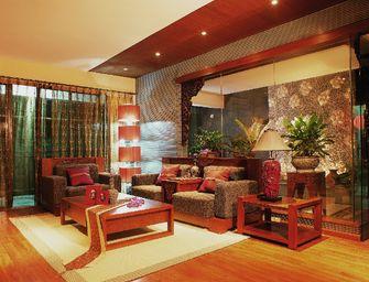 东南亚风格客厅设计图