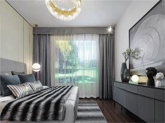 15-20万120平米三室三厅轻奢风格卧室设计图