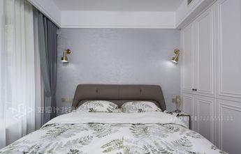 120平米四室两厅美式风格卧室装修效果图