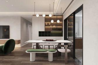 豪华型140平米四北欧风格餐厅图