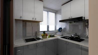 英伦风格厨房设计图
