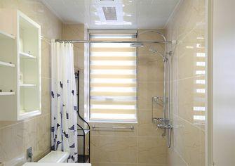 富裕型120平米三室两厅美式风格卫生间设计图