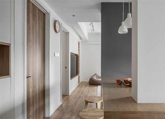 经济型90平米三室一厅现代简约风格玄关图