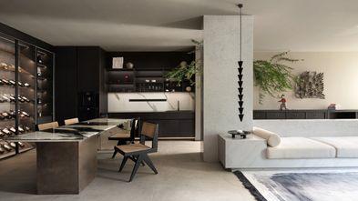 豪华型140平米复式中式风格客厅图片