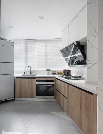 经济型80平米田园风格厨房效果图