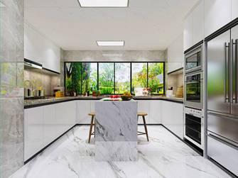 140平米别墅混搭风格厨房图片大全
