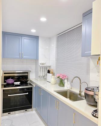 140平米三轻奢风格厨房装修图片大全