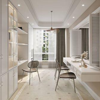 20万以上140平米三室两厅美式风格衣帽间效果图