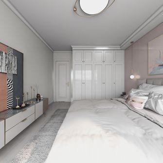10-15万90平米轻奢风格卧室设计图
