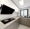 120平米三北欧风格厨房图