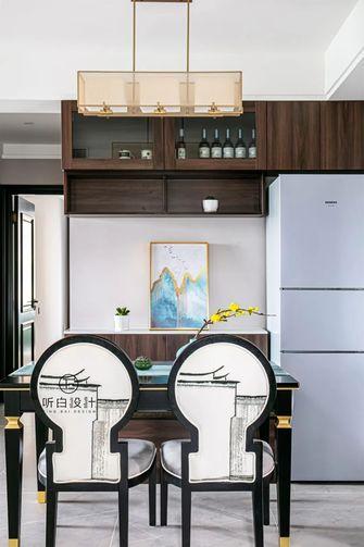 经济型140平米三室一厅中式风格厨房图