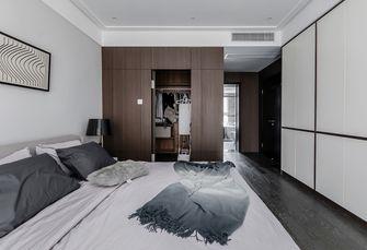 豪华型140平米四室三厅现代简约风格卧室装修案例