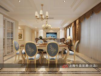 豪华型140平米三新古典风格客厅效果图