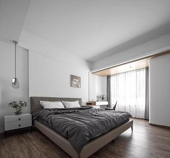 富裕型130平米三现代简约风格卧室装修案例