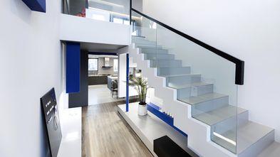 豪华型140平米复式混搭风格楼梯间欣赏图