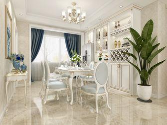 经济型70平米欧式风格餐厅图片