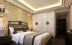 三新古典风格卧室效果图