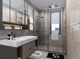 豪华型100平米三室两厅美式风格卫生间装修案例