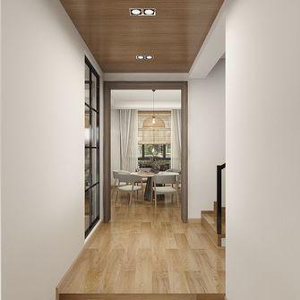 富裕型140平米别墅日式风格走廊装修案例
