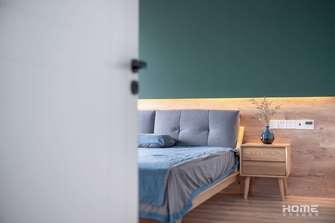 90平米一室一厅北欧风格卧室效果图