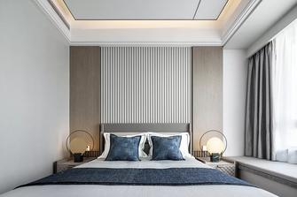 3万以下140平米三室两厅现代简约风格青少年房图