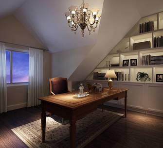 20万以上140平米别墅欧式风格阁楼图