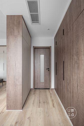 富裕型80平米三室两厅北欧风格衣帽间欣赏图