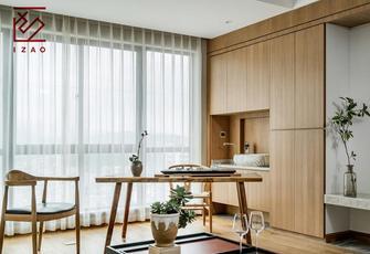 10-15万140平米三室两厅中式风格阳台装修案例