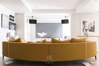 豪华型140平米复式美式风格影音室装修效果图