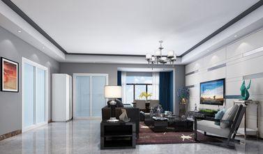 110平米四室两厅北欧风格客厅装修效果图