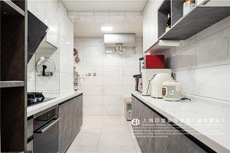 豪华型120平米三室两厅混搭风格厨房图片