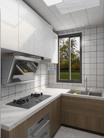 70平米三日式风格厨房欣赏图