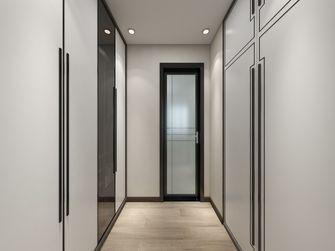 富裕型130平米四室两厅中式风格衣帽间图