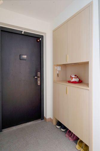 120平米三室一厅日式风格玄关装修效果图