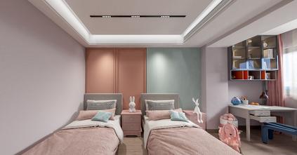20万以上140平米四室一厅现代简约风格卧室装修图片大全